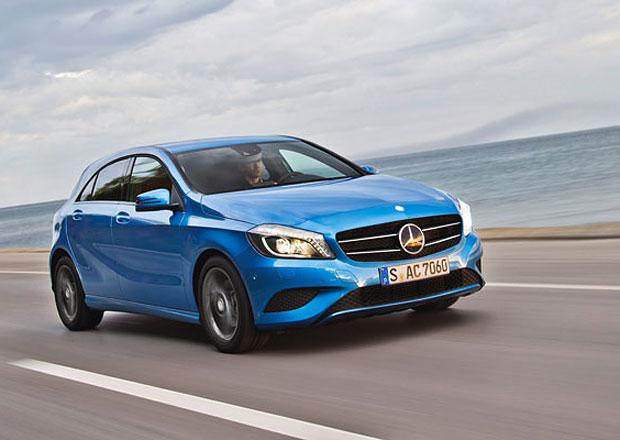 Mercedes-Benz A 200 CDI a A 220 CDI nově s pohonem všech kol