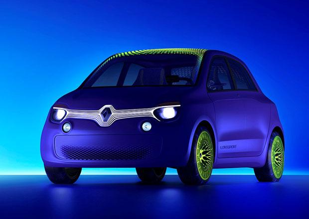 Renault Twingo: Nová generace se představí v březnu v Ženevě