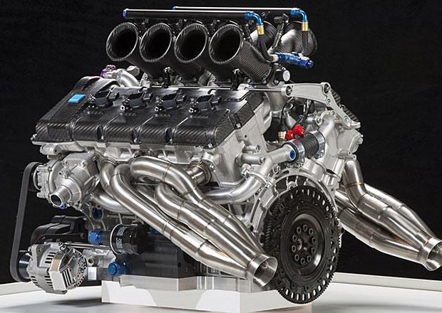 Poslechněte si osmiválec Volvo Polestar pro závody V8 Supercars
