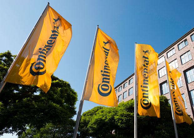 Continental koupí za 1,9 miliardy dolarů americkou firmu Veyance