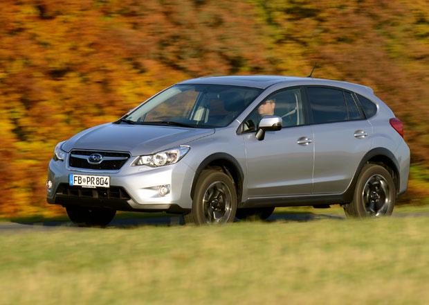 Vylepšené Subaru XV: Nejen upravený podvozek