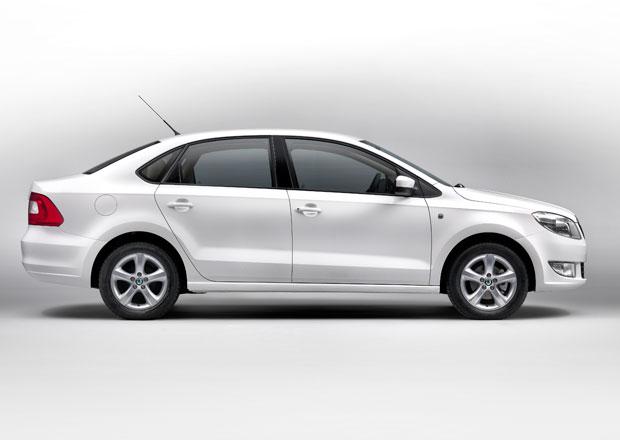 Škoda zvažuje malý sedan, chce jím zacílit na Indii