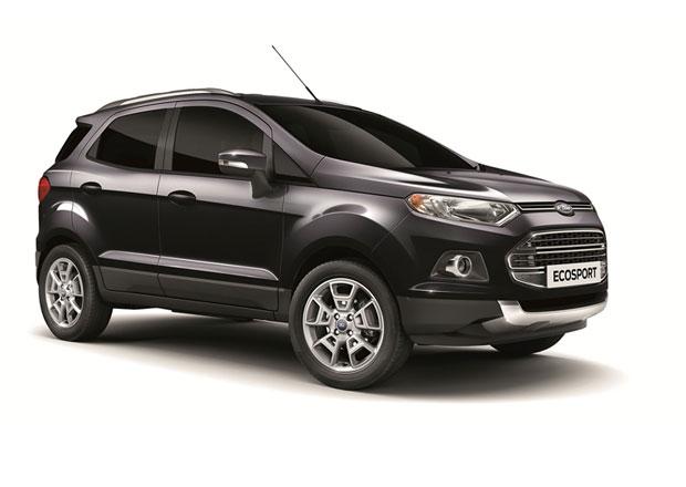 Ford EcoSport: Evropsk� verze m� 300 �prav