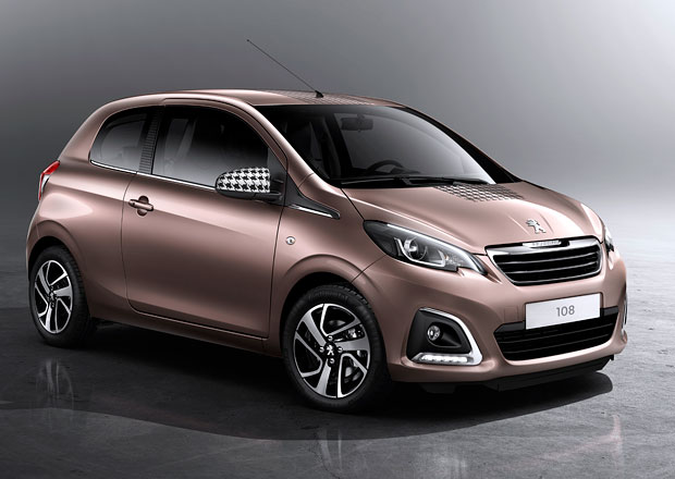 Peugeot 108: Lvíče z Kolína v nové generaci