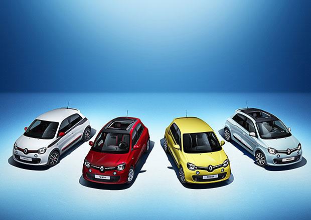 Toto je nový Renault Twingo, odhalí se zítra