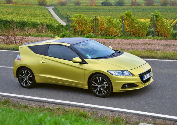 Honda v Evropě ukončí prodej hybridů Insight a CR-Z, vsadí na turbodiesely