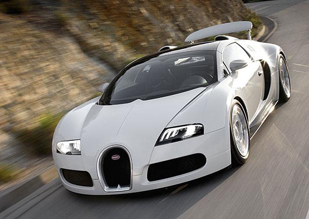 Bugatti Veyron: Už zbývá jen 40 neprodaných kusů