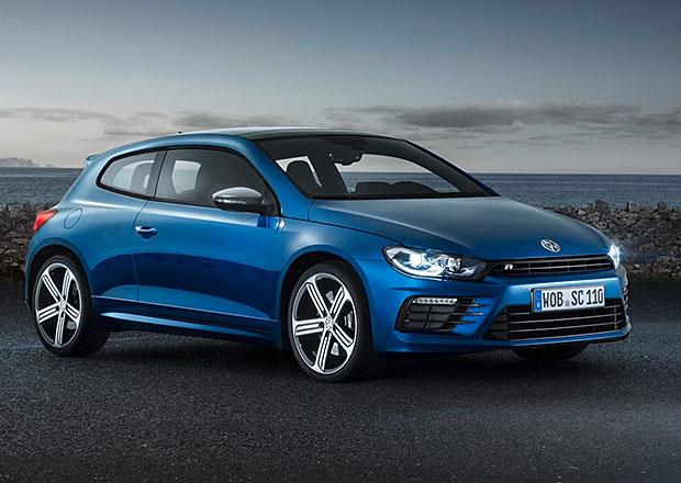 Volkswagen Eos se nástupce nedočká, Scirocco ano