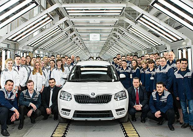 Zavřou globální automobilky své továrny v Rusku?