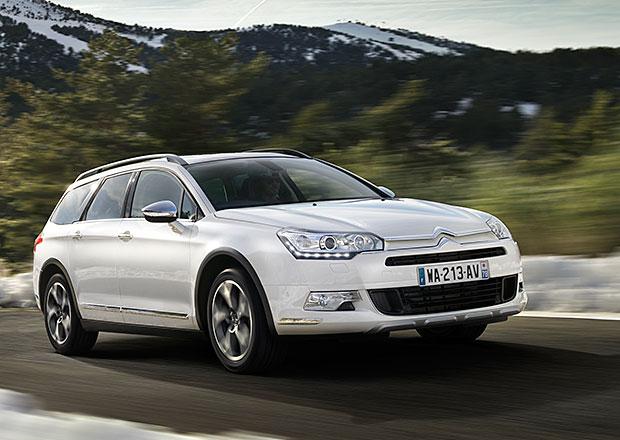 Citroën C5 CrossTourer: Premiéra v Ženevě, pohon pouze předních kol
