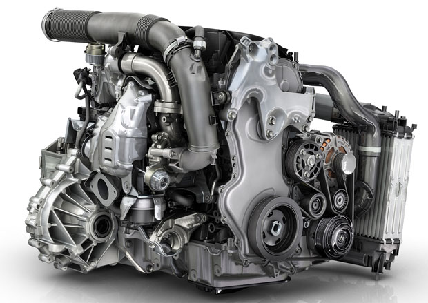 Renault Energy dCi 160 Twin Turbo: Nový turbodiesel má 118 kW a 380 N.m