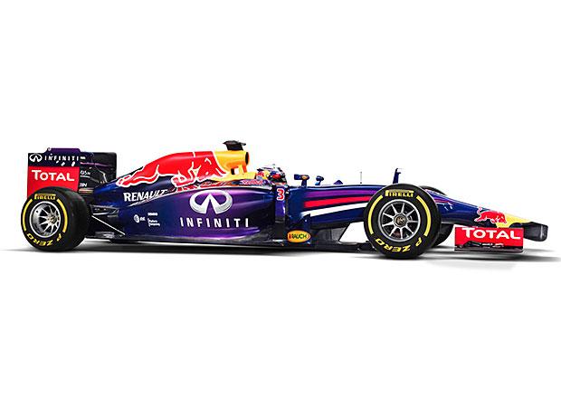 Red Bull Racing z�ejm� p�ijde o sv�ho nejv�t��ho sponzora Infiniti