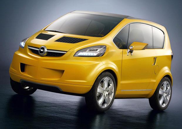 Opel chyst� levn� miniauto, konkurenci pro Dacii