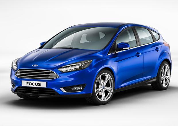 Modernizovaný Ford Focus poprvé oficiálně, veřejná premiéra v Ženevě