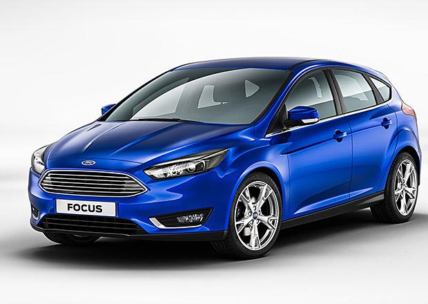Nový Ford Focus: První fotografie unikly na internet