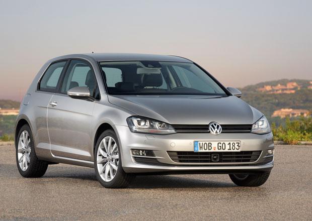 Volkswagen Golf Comfort Edition: Akční model s motorem 1.2 TSI za 434.900 Kč
