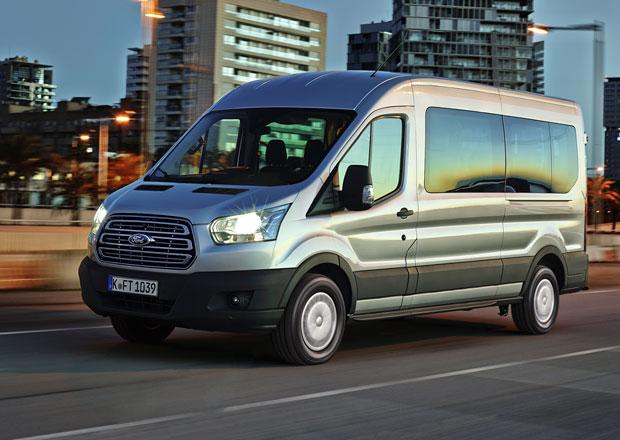 Ford Transit: Jízdní dojmy