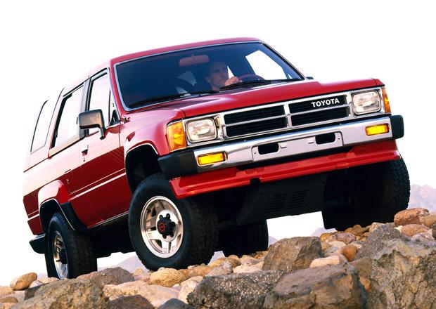 Toyota 4Runner: Civilizovaný Hilux slaví třicátiny