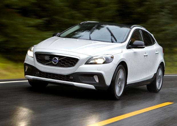 Volvo V40 dostane nové úsporné čtyřválce: D4 se 140 kW a T5 se 180 kW
