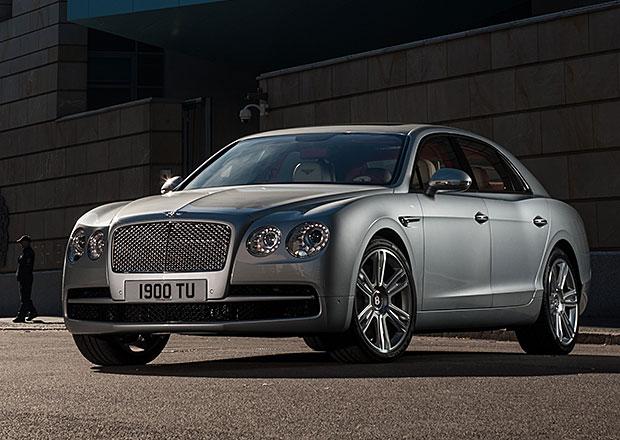 Bentley Flying Spur 4.0 V8: Downsizing pro Ženevu