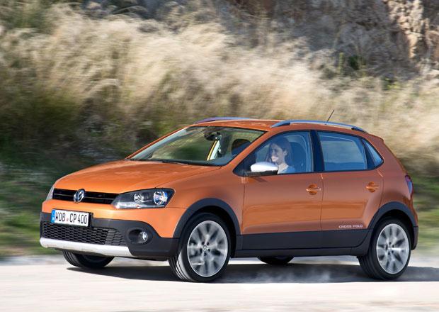 Volkswagen CrossPolo: Modernizovaný obrněnec