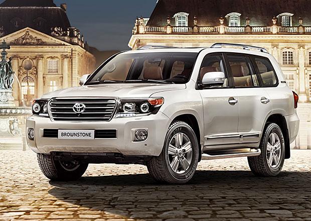 Toyota Land Cruiser 200 Brownstone Special: Srdečné pozdravy do Ruska