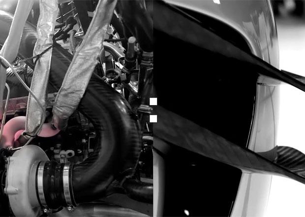 Koenigsegg One:1 - Superauto se pomalu p�edstavuje
