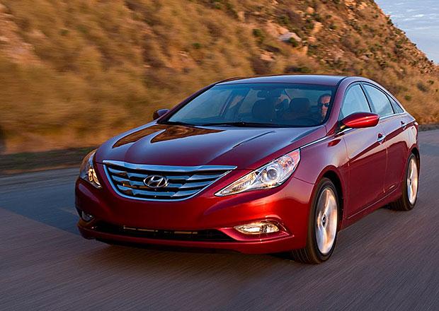 Nespolehlivá Sonata srazila Hyundai na samé dno průzkumu J.D. Power