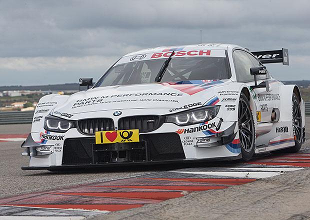 BMW M4 DTM: Mnichov vytahuje z�vodn� trumfy