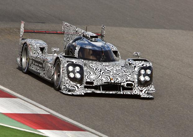 Porsche v Ženevě: V hlavní roli motorsport