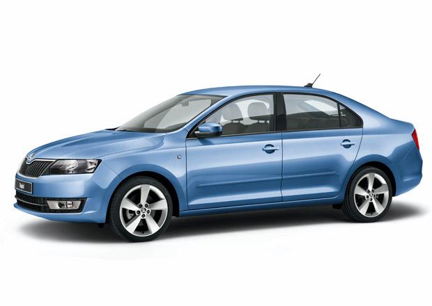 Škoda začala v Rusku vyrábět model Rapid