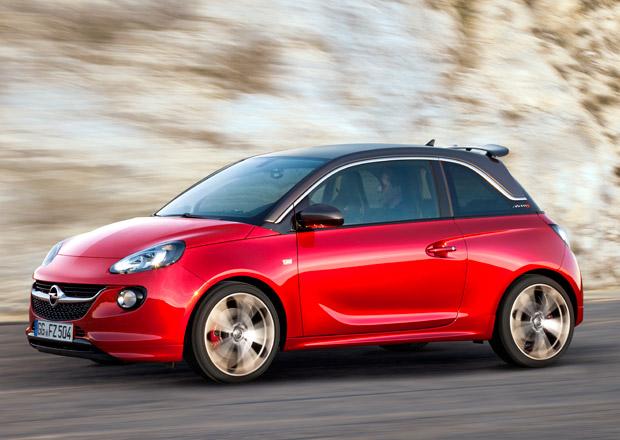 Opel Adam S má motor 1.4 Turbo se 110 kW