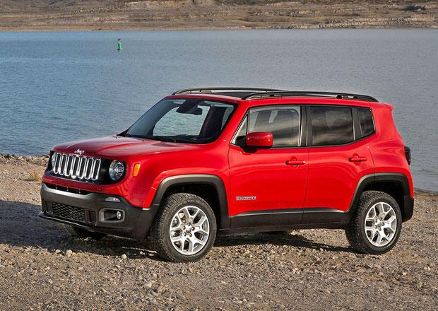 Jeep Renegade: Malý crossover od americké legendy