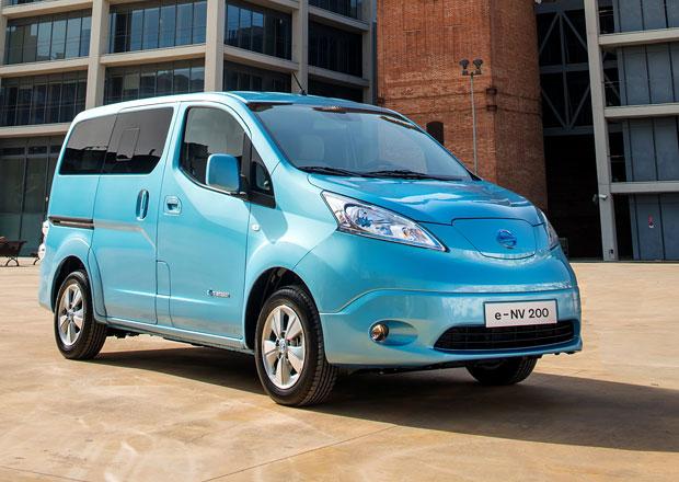 Nissan e-NV200: Dodávka s technikou Leafu