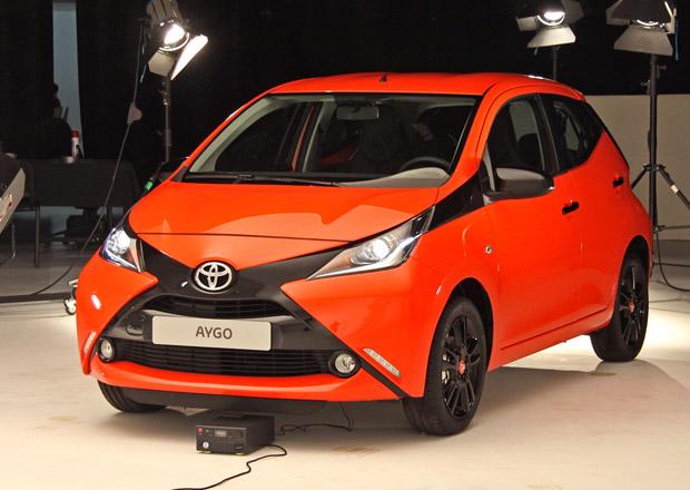 První dojmy: Toyota Aygo získala X faktor (+video)