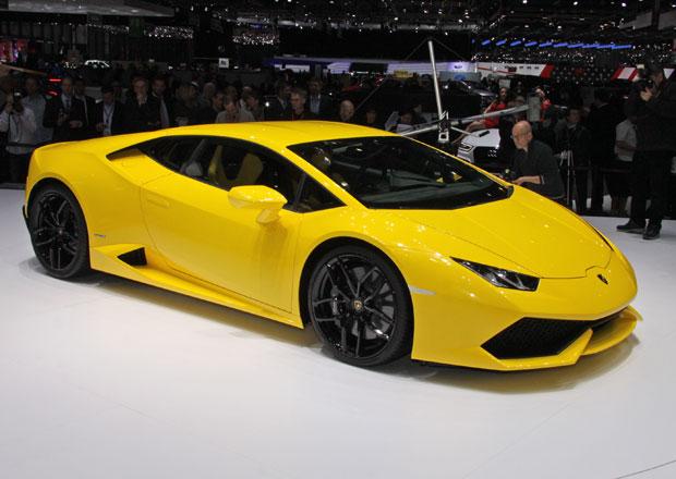 Lamborghini:  2.530 prodaných automobilů znamená nový rekord
