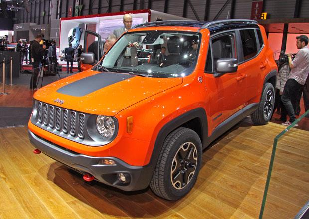 První dojmy: Jeep Renegade