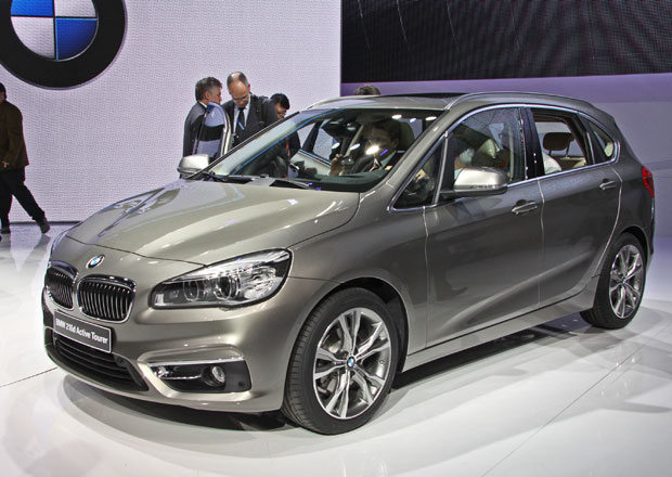 Prvn� dojmy: BMW 2 Active Tourer