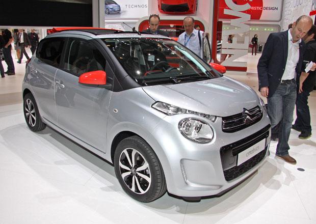 První dojmy: Citroën C1 (+video)