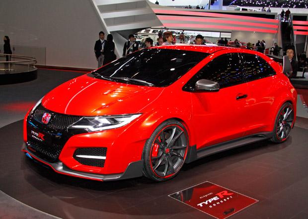Honda Civic Type R Concept: Moruga Scorpion
