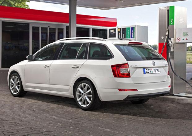 Škoda Auto spustila výrobu Octavie na CNG