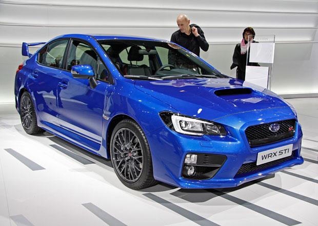 Prvn� dojmy: Subaru WRX STI