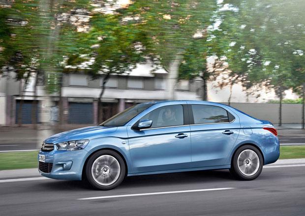Citroën C-Elysée Technopaket: Bohatá výbava za 262.901 Kč