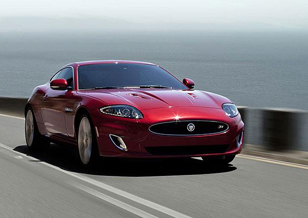 Jaguar XK letos skončí, s nástupcem se zatím nepočítá