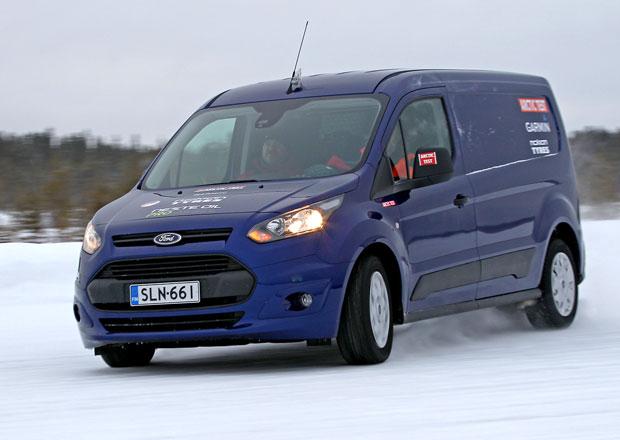 Užitkové Fordy zvítězily v Arktickém testu (+video)