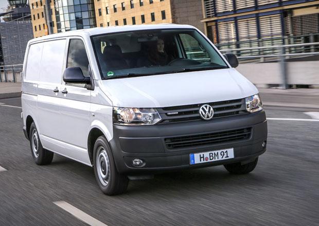 Volkswagen Transporter a Multivan BlueMotion s ještě nižší spotřebou