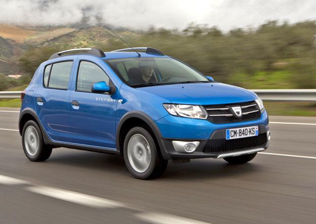 Dacia loni rostla o 19 %, Evropan� maj� z�jem o levn� auta