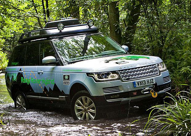 Jaguar Land Rover se vyhne přísným limitům CO2, proto s hybridy tolik nespěchá