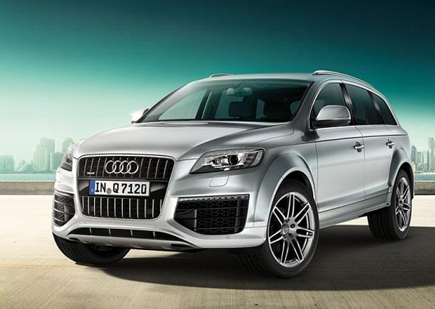 Audi Q7 Lifestyle: I V8 TDI může vypadat jako V12