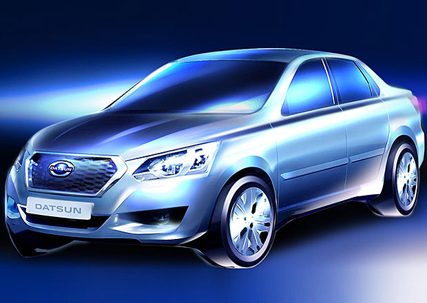 Video: Datsun láká na další model, malý sedan